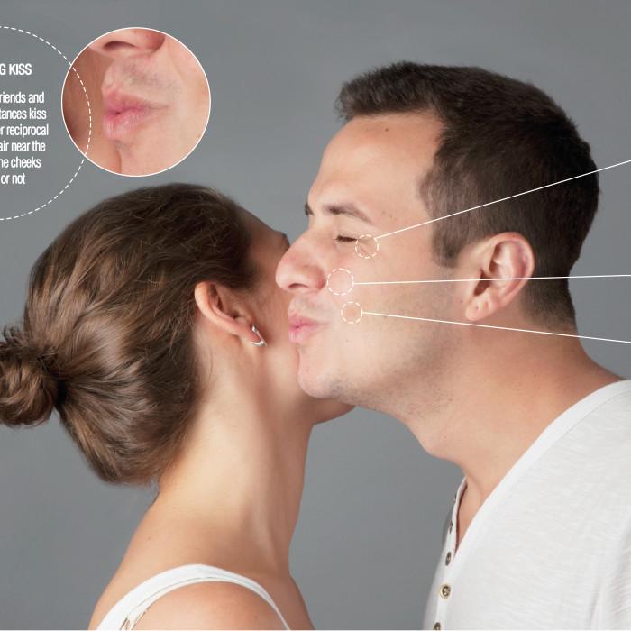 GREETING KISS